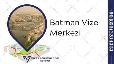 Batman Vize Merkezi
