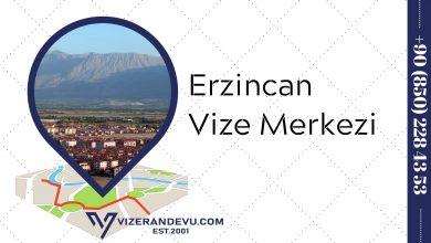 Erzincan Vize Merkezi