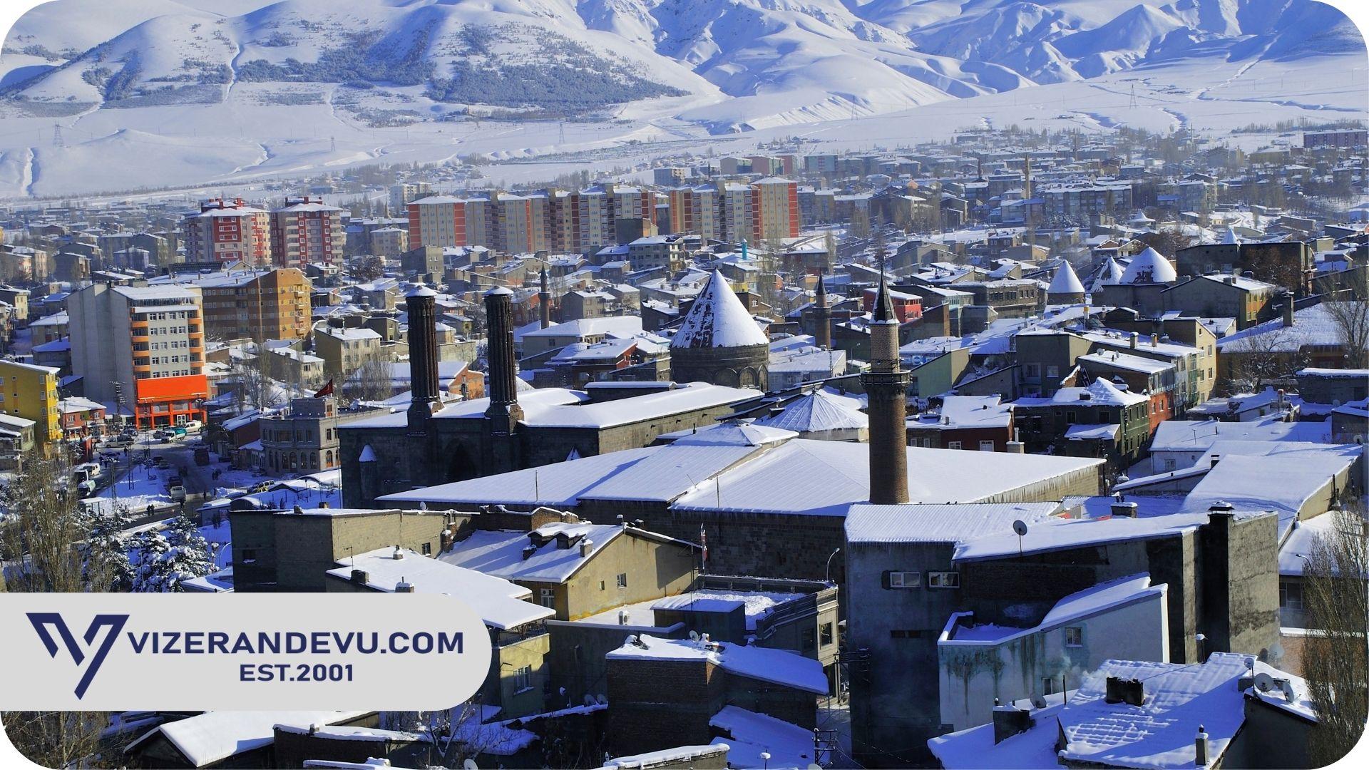 Erzurum Vize Merkezi