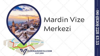 Mardin Vize Merkezi