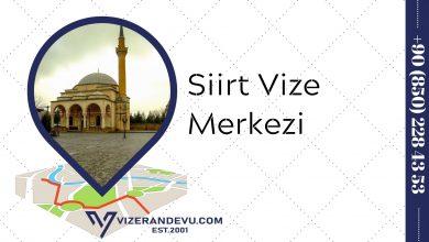 Siirt Vize Merkezi 1 – siirt vize merkezi 2