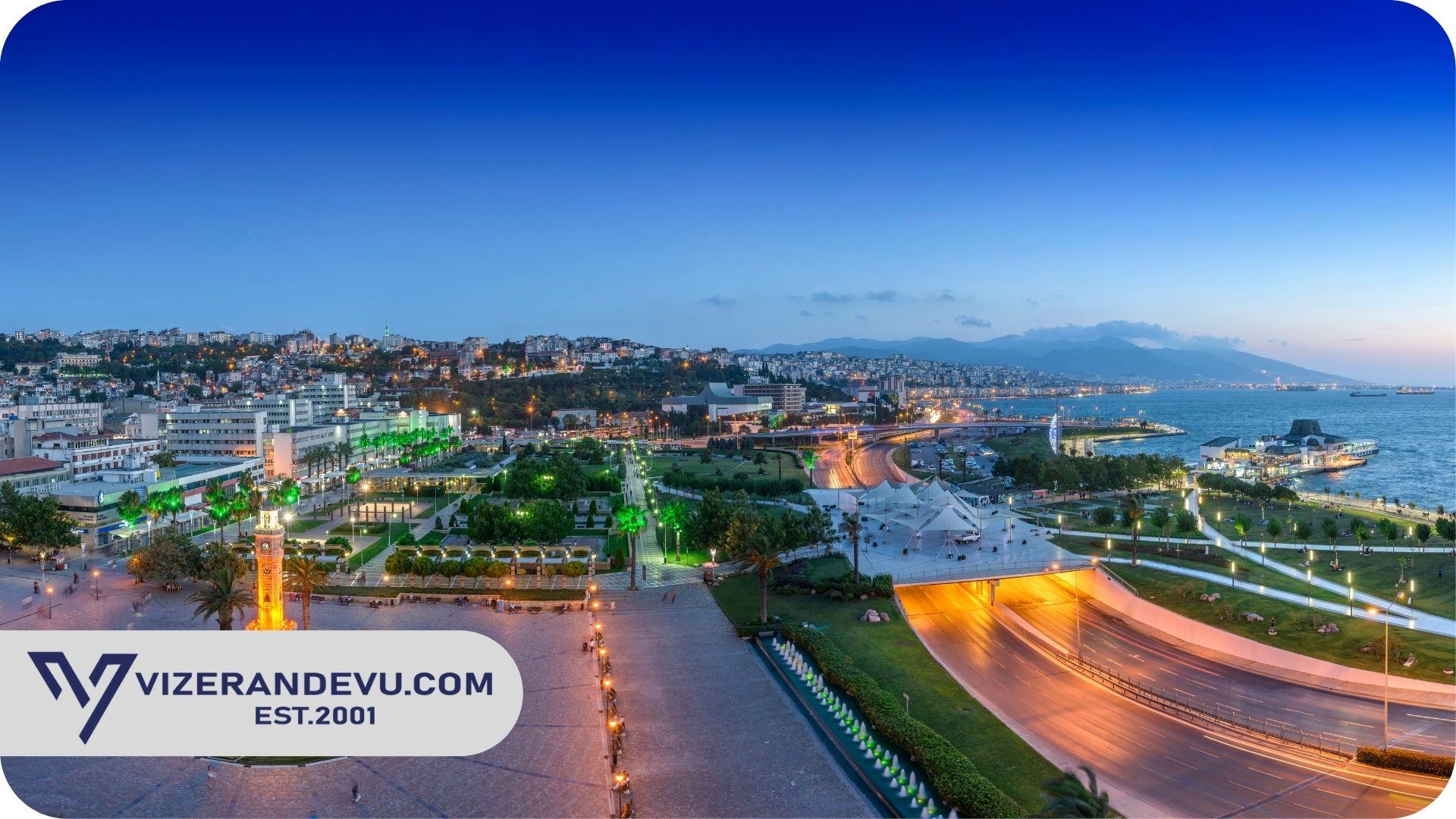 İzmir Vize Merkezi
