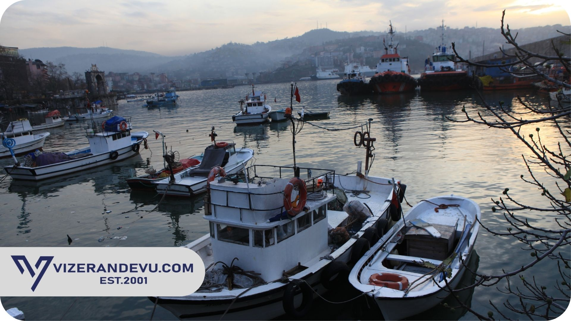 Zonguldak Vize Merkezi