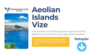 İtalya Aeolian Islands Vize Başvurusu