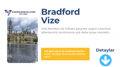 İngiltere Bradford Vize Başvurusu