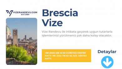 İtalya Brescia Vize Başvurusu