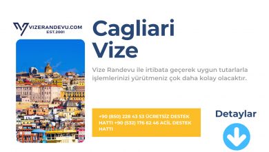 İtalya Cagliari Vize Başvurusu