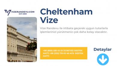 İngiltere Cheltenham Vize Başvurusu