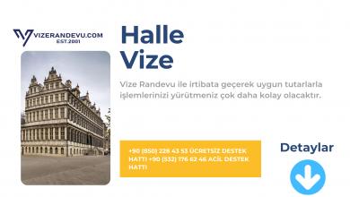 Halle Vize