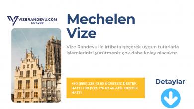 Mechelen Vize