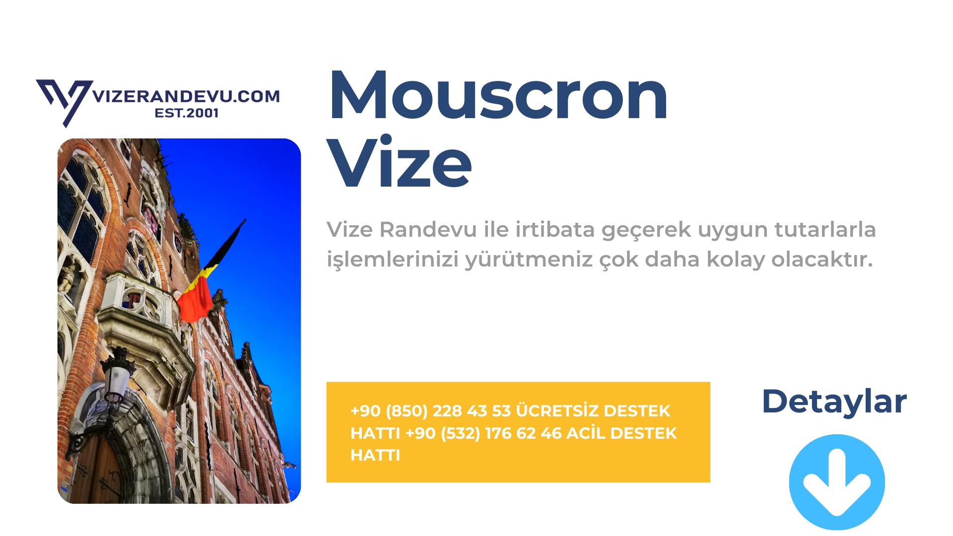 Mouscron Vize