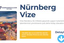 Almanya Nürnberg Vize Başvurusu