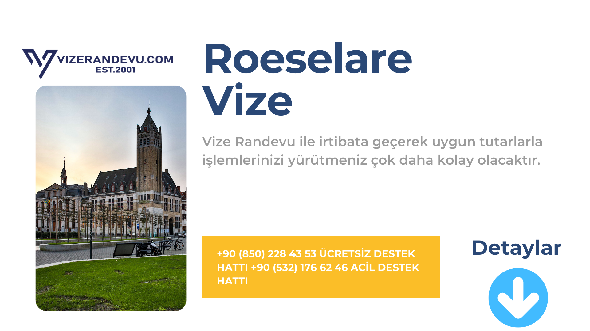 Roeselare Vize