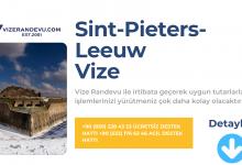 Sint-Pieters-Leeuw Vize