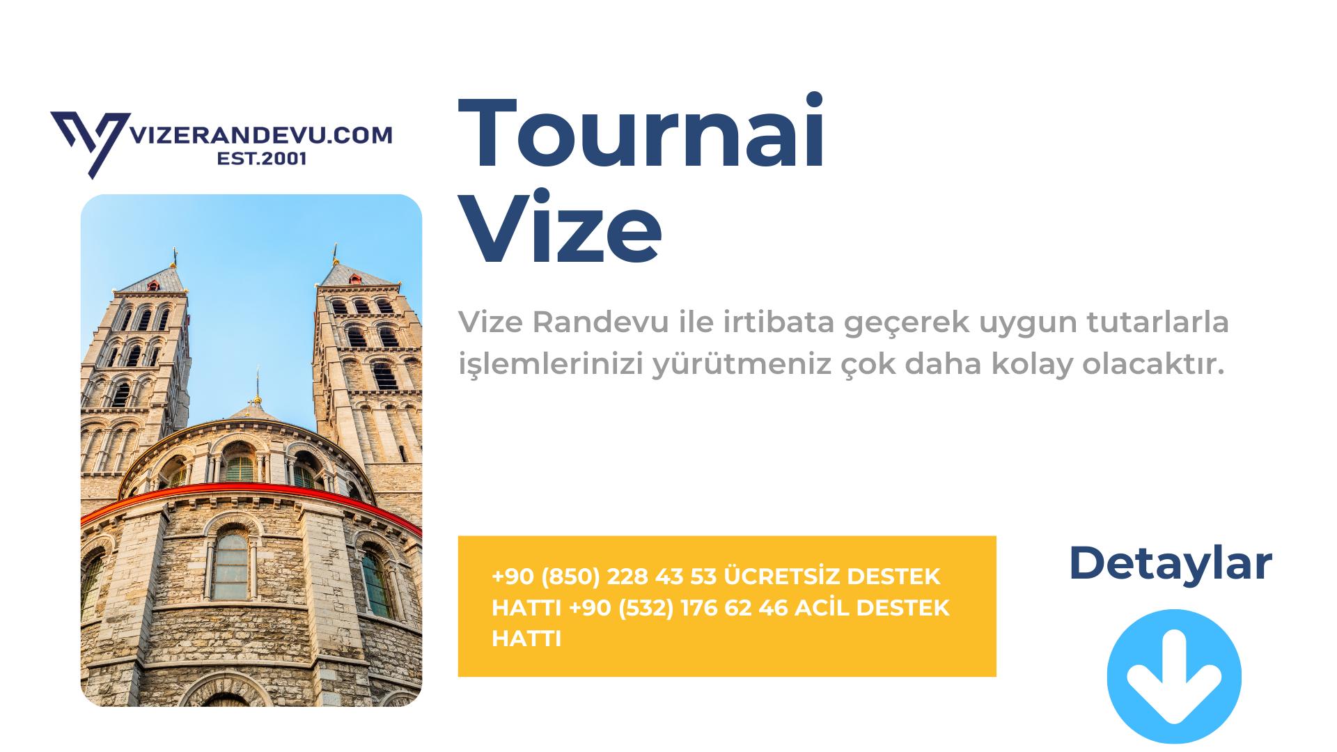 Tournai Vize