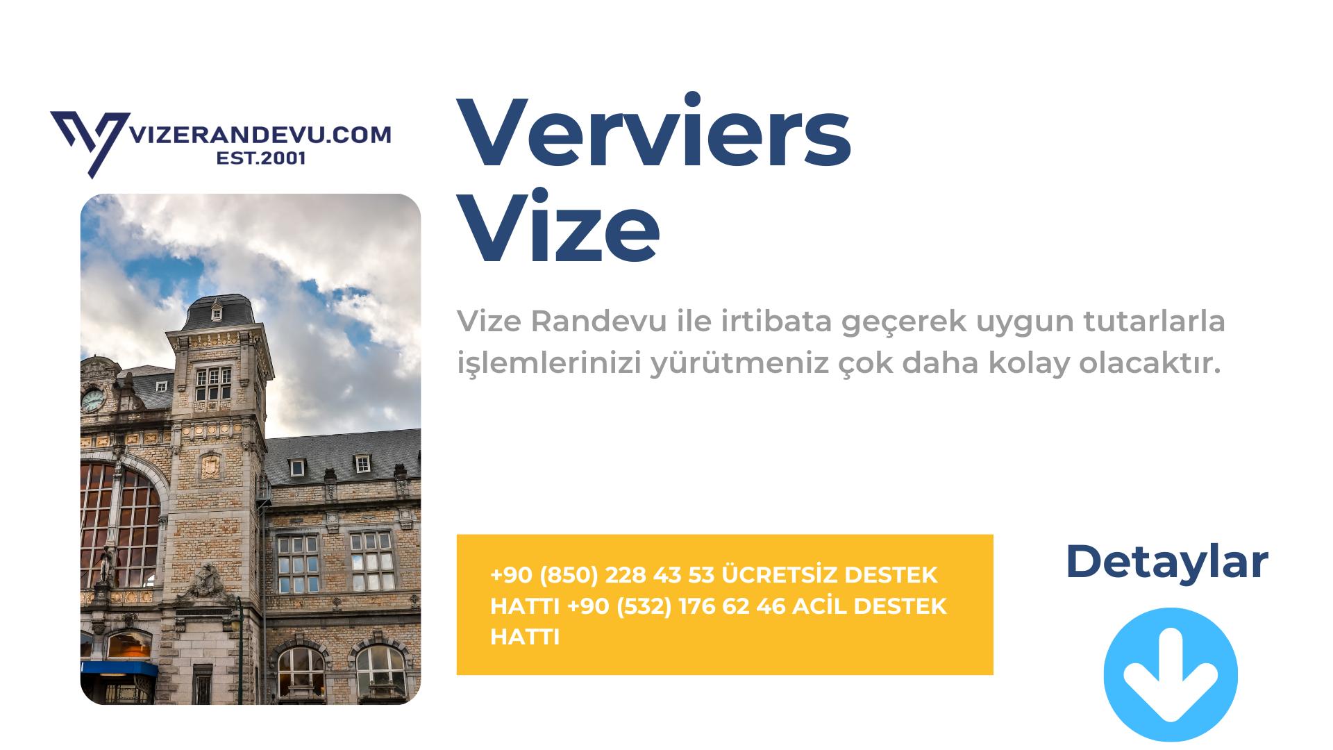 Verviers Vize