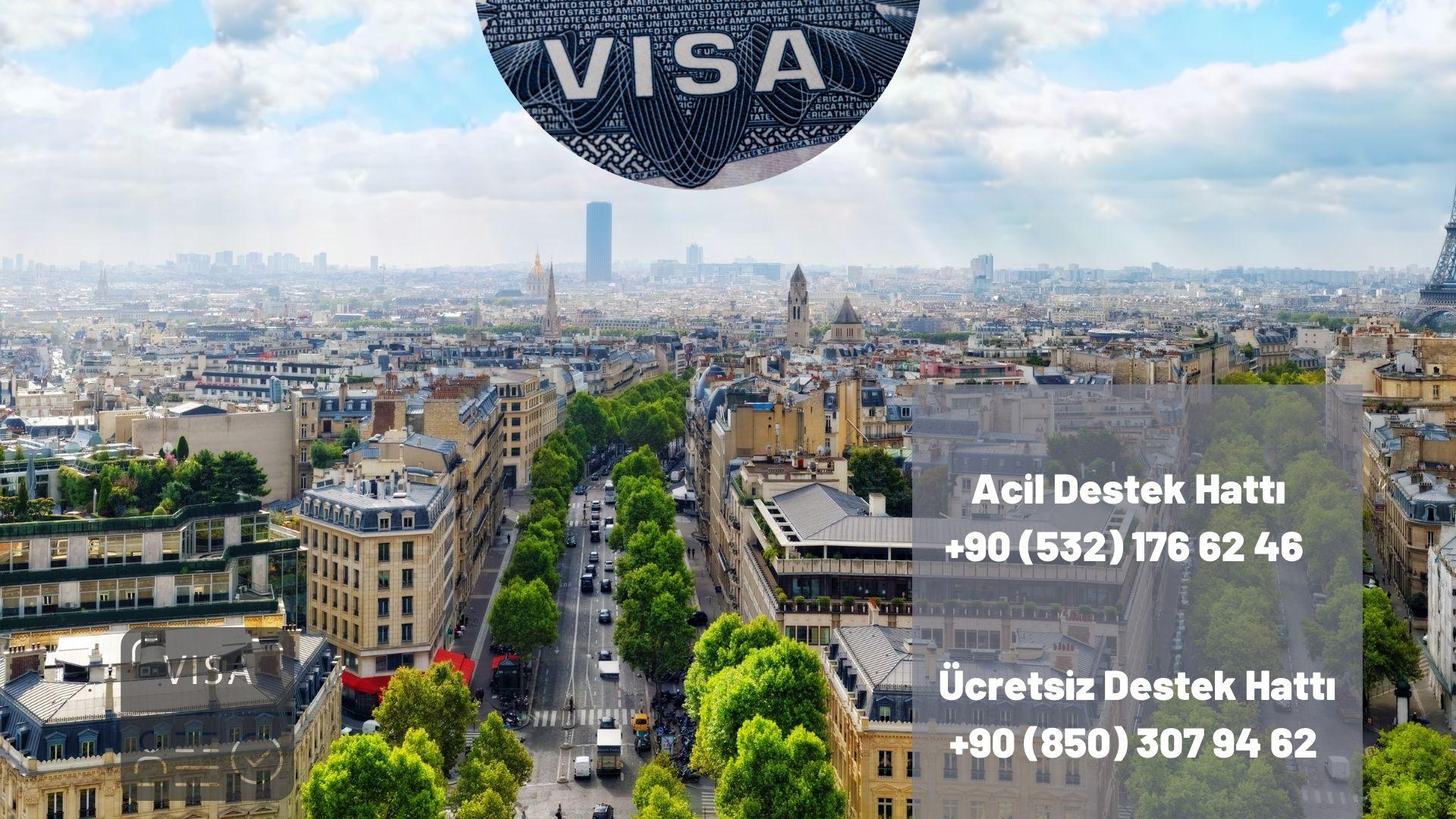 Fransa VFS Global Randevu